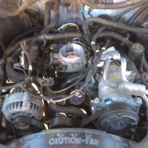 2001 ChevyBlazer automatic front-wheel drive engi